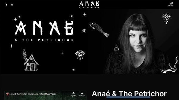 Anaé & The Petrichor